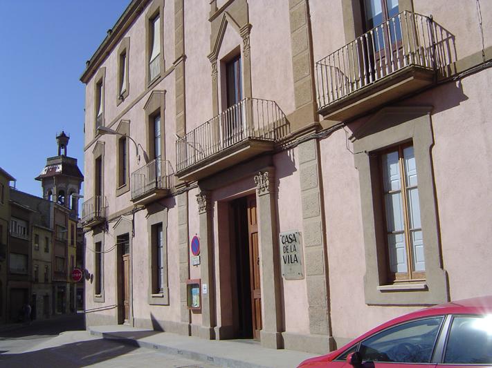 caldera pellets ayuntamiento barcelona